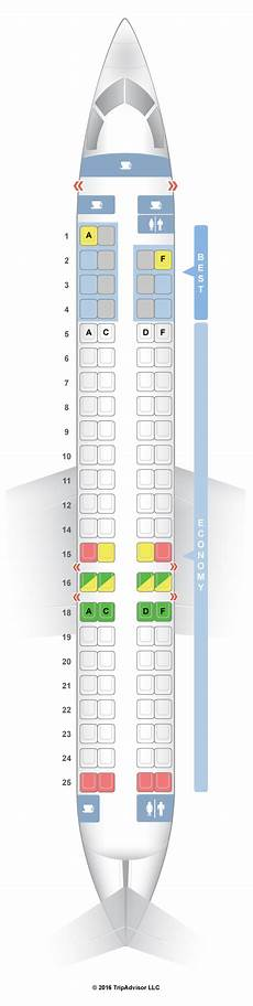 Delta Crj 900 Seating Chart Seatguru Seat Map Eurowings Bombardier Crj 900 Cr9
