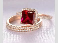 Limited Time Sale: 1.50 Carat Red Ruby (princess cut Ruby