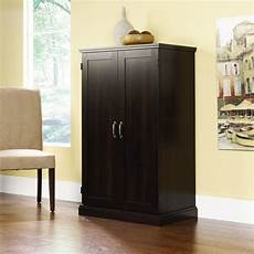 computer armoire desk hutch workstation den cabinet small