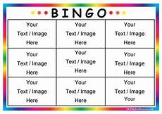 Bingo Card Template Microsoft Word Editable Bingo Card Templates