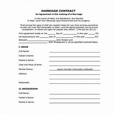 Free Wedding Contract Template Wedding Contract Template 13 Word Pdf Google Docs