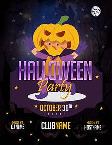 Word Halloween Templates Ms Word Halloween Party Flyer Templates Word Amp Excel
