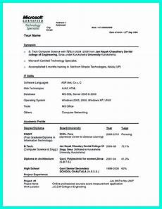 Computer Skills For Resumes The Perfect Computer Engineering Resume Sample To Get Job Soon