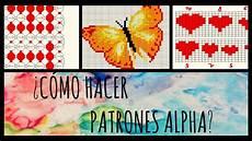 como hacer patrones alpha macrame tutorial diy