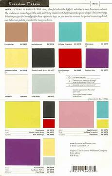 Sherwin Williams Industrial Color Chart Sherwin Williams Suburban Modern Paint Colors 1 For 50s