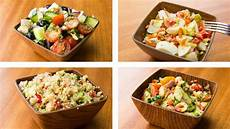 4 healthy salad recipes for weight loss easy salad