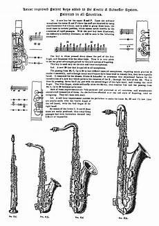 Bari Sax Finger Chart Anyone Got The Chart For De Ville S Universal