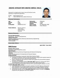 Make Resume Format How To Create Resume Format Letters Free Sample Letters