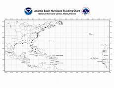Hurricane Camille Tracking Chart Nhc Blank Tracking Charts