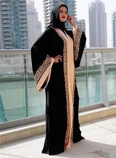 Designers In Dubai Latest Black Plain Abaya Designs Collection 2015 16