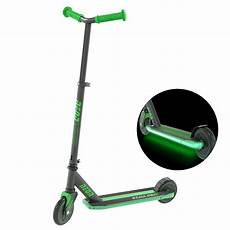 Scooter With Lights Neon Viper Led Scooter With Led Light Up Deck For Kids Age