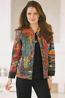 reversible patchwork jacket the product is no longer