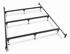 metal headboard footboard bed frame by glideaway gabberts