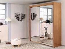 new york 2 door 2 mirror sliding door wardrobe warehouse