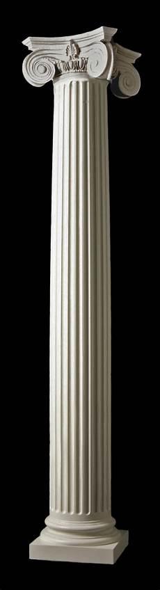 Composite Column Design Columns Fluted Empire Polystone 174 Columns Exterior