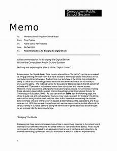 Sample Of Memoranda Sample Memorandum