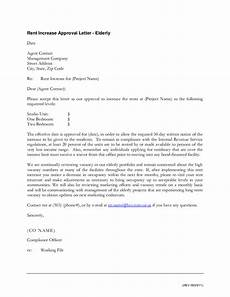Rent Increase Letter To Tenant Sample 2020 Rent Increase Letter Fillable Printable Pdf