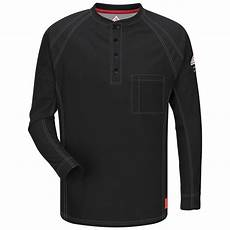 fr sleeve shirts for bulwark iq fr henley retardant shirt