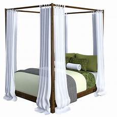 5 inspirational canopy beds to make you get one new