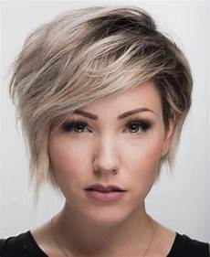 kurzhaarfrisuren frauen ovales gesicht 40 flattering haircuts and hairstyles for oval faces