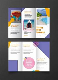 Travel Guide Brochure Template 20 Free Ready Made Brochure Templates For Your Projects