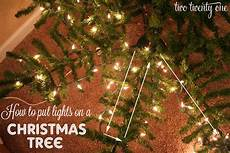 How To Put Christmas Lights Let S Talk Blog Part Two Two Twenty One