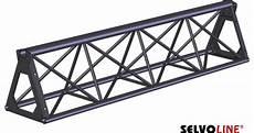 tralicci in ferro traliccio triangolare 40 cm hi load tralicci