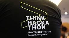 Accenture Digital Accenture Digital Hackathon 2017 Youtube