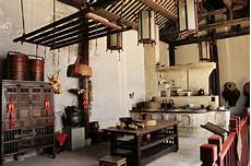 Ancient Kitchen Designs Traditional Chinese Kitchen Stock Photo Image Of Culture