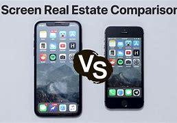 Image result for iPhone Xr vs Iphpne 5S