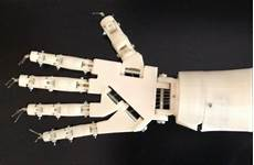 3d Printed Prosthetic Hand Design The 3d Printed 5 D O F Prosthetic Hand Design From