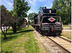 Whitewater Valley Railroad Has A Twilight Dinner Train