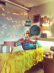 Christmas Lights Dorm Room How To Zen Out Your Dorm Room Her Campus