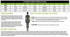 Under Armour Womens Shirt Size Chart Under Armour Women S Reversible Lacrosse Pinnies