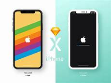 Iphone X Wallpaper Vector by Iphone X Iphone 8 Early Free Mockups Freebiesbug