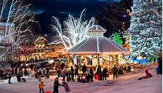 Leavenworth Lighting Leavenworth Christmas Lighting Festival Day Trip From