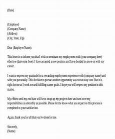 Best Letters Of Resignation 42 Resignation Letter Template In Doc Free Amp Premium