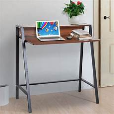 Homcom Writing Desk Computer Table Home Office Pc Laptop by H4home Industrial Small Writing Desk Home Office Computer