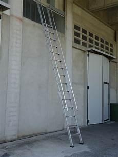 corrimano in alluminio scala in alluminio con corrimano scalificio lasi