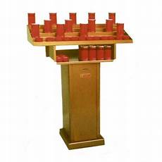 candelieri votivi candeliere votivo con cassaforte per ceroni