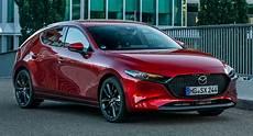 2020 Mazda 3 Hatch by 2020 Mazda3 Skyactiv X To Launch In The Uk In October