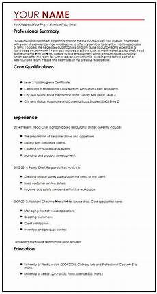 Examples Of Personal Statements For Resumes Cv Example With A Personal Statement Myperfectcv