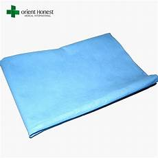 polypropylene hospital draw sheet soft and breathable