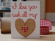 Designs For Valentines Card Easy Homemade S Day Cards Diy Network Blog
