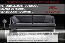 promozione divano letto divani tino mariani divani e divani letto promozioni