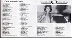 Billboard Yearly Music Charts Archive The Madonna Billboard Archives Flashback The Year In