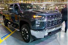 2020 Gmc 2500 Unveil by Heavy Duty Trucks At 2019 Chicago Auto Show