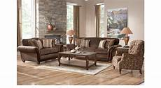 1 977 00 ansel park brown 8 pc living room classic