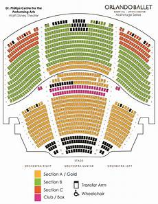 John M Greene Hall Seating Chart Dr Phillips Performing Arts Center Seating Chart
