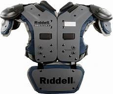 Riddell Sizing Charts Shoulder Pads Riddell Phenom Sk Football Shoulder Pads Skill